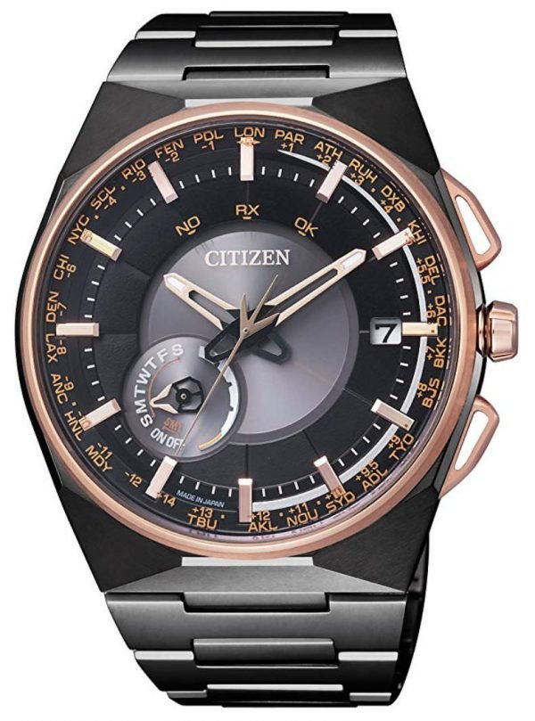 Citizen Eco Drive Satellite Limited Edition