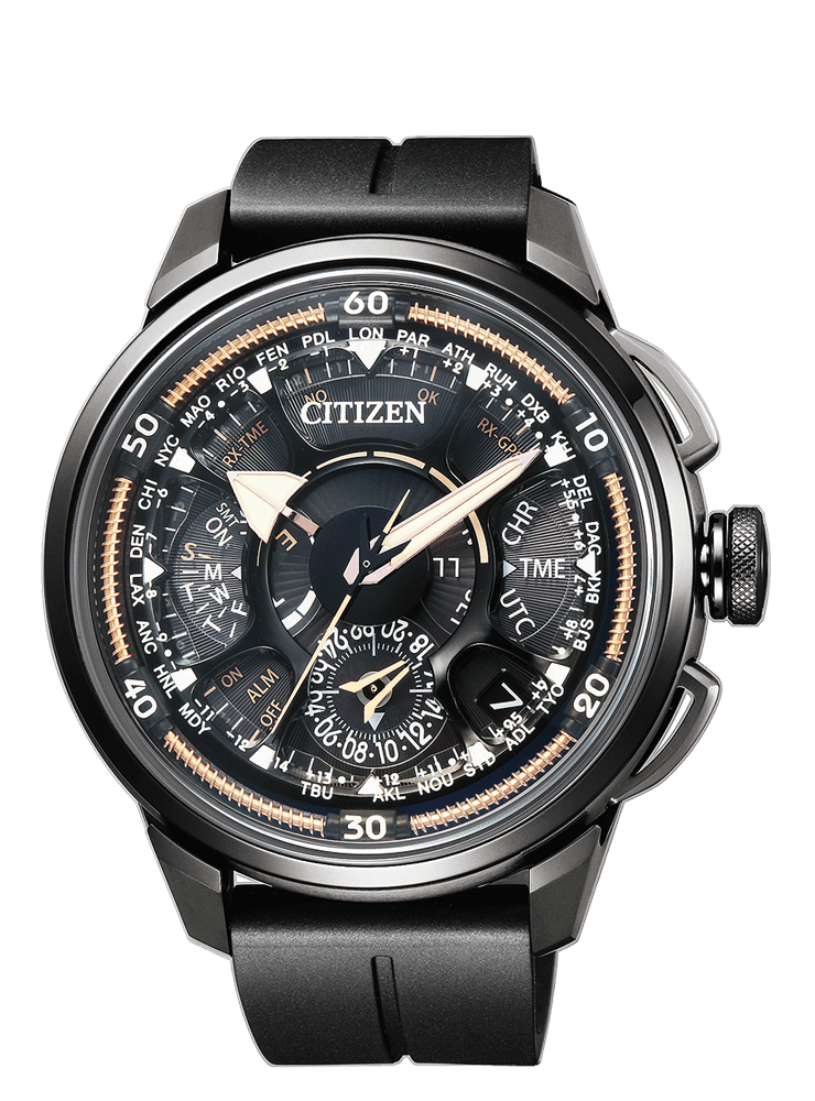 Citizen Satellite Wave GPS F990 Limited Edition