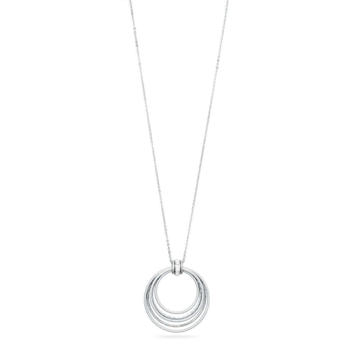 Brosway collana da donna in acciaio Falling Star